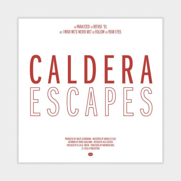 NOORDEN Caldera – Escapes