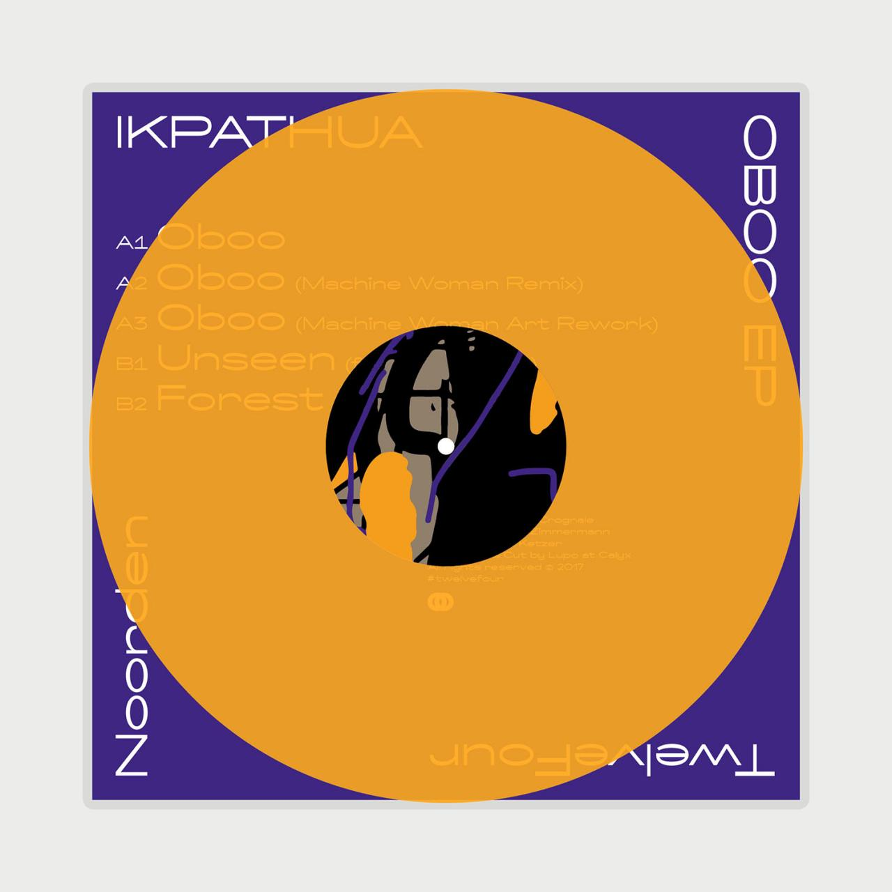NOORDEN Ikpathua – Oboo EP (w/ Machine Woman Remixes)